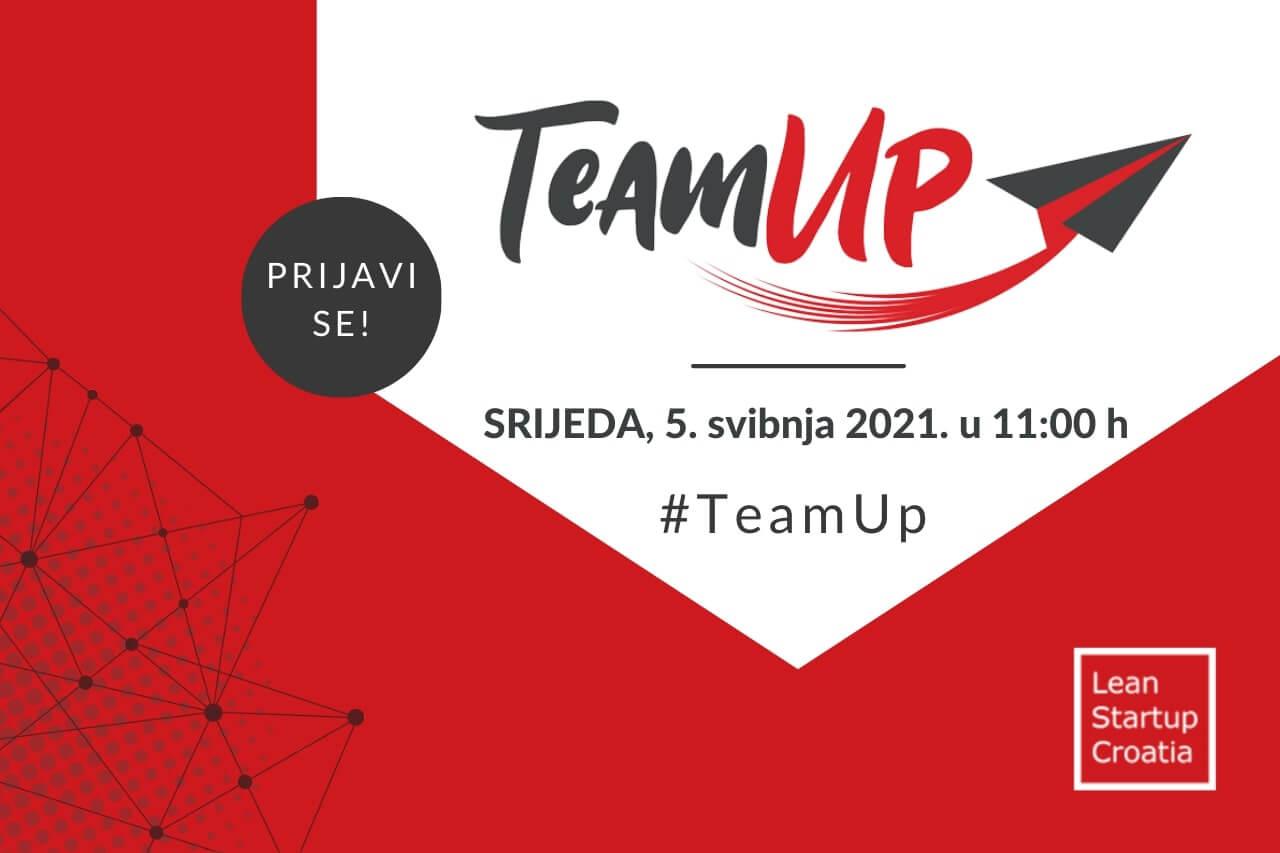 TeamUp Live 2021 – Svibanj