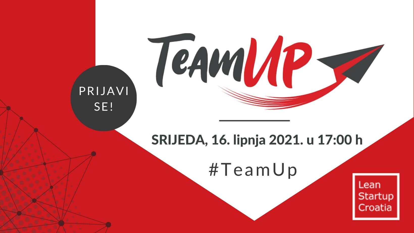 TeamUp Live 2021 – Lipanj