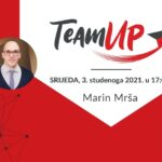 Marin Mrša – sljedeći TeamUp Live speaker
